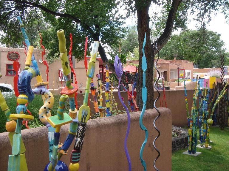 SantaFeColorfulSculptureGarden.sm